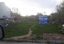 Yatırımlık Ruhsatlı 1106 m2 Arsa
